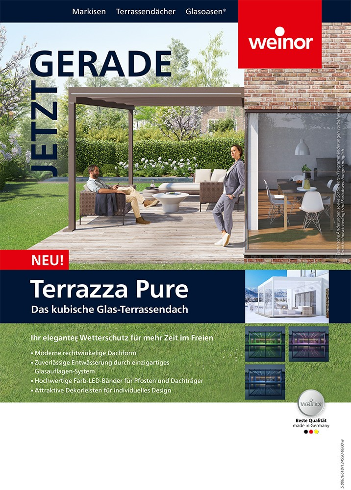 Terrazza Pure weinor 2